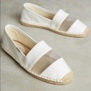 Soludos•White Espadrilles•Size 6